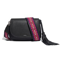 Kon Dor Handbags Thani Bag With Pink Strap