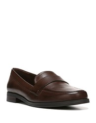 Franco Sarto Valera Leather Loafers Brown