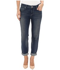 Level 99 Casey Tomboy Fit In Drifter Drifter Women's Jeans Gray