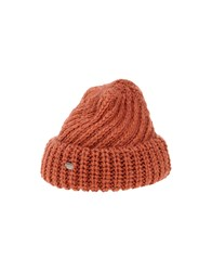 Barts Accessories Hats Men Brick Red