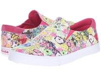 Gola Delta Liberty Sab Raspberry Women's Shoes Pink
