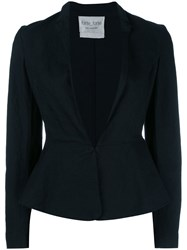 Forte Forte Stylised Blazer Black