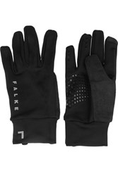 Falke Ergonomic Sport System Stretch Jersey Gloves Black