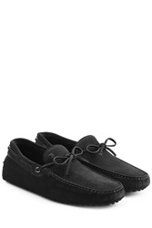 Tod 'S Suede Moccasins.