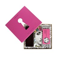 Fornasetti Incense Box With Lid Flora Pink