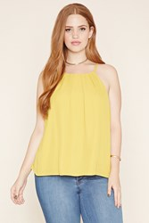 Forever 21 Plus Size Pleated Cami