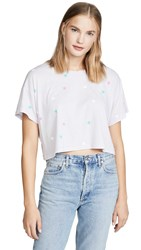 Wildfox Couture Multi Starlet Valley Tee Iris