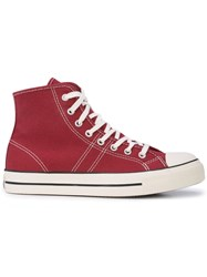 Converse All Star Sneakers Red