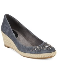 Easy Spirit Kalijo Wedge Pumps Women's Shoes Black