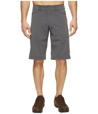 Arc'teryx Rampart Long Janus Men's Shorts Brown