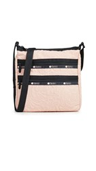 Le Sport Sac Lesportsac Candace North South Crossbody Bag English Rose