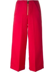 Dondup 'Deluxe' Trousers Red