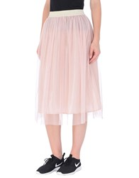 Dimensione Danza 3 4 Length Skirts Pink