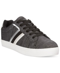 Sean John Capri Chambray Sneakers Men's Shoes Black
