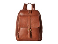 Scully Zack Laptop Backpack Tan Backpack Bags