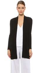 Maiyet Long Ribbed Cashmere Cardigan