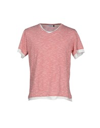 X Cape Topwear T Shirts Men Red