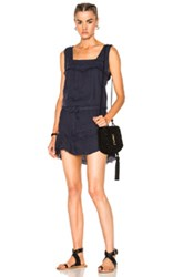 Nsf Mallory Dress In Blue