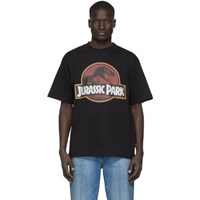 Gcds Black Jp Graphic T Shirt