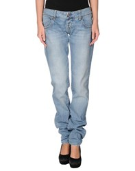 Two Women In The World Denim Denim Trousers Women
