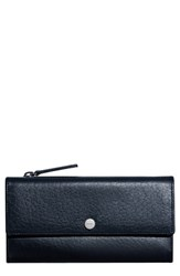 Shinola 'S Leather Continental Wallet