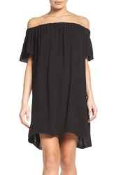French Connection Women's Evening Dew Off The Shoulder Dress