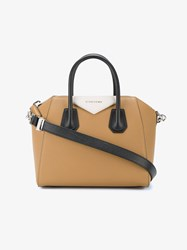 Givenchy Small Antigona Bag Nude Neutrals