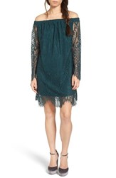 Fire Women's Lace Off The Shoulder Dress