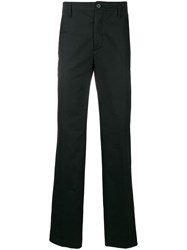 Golden Goose Deluxe Brand Straight Leg Chinos Black