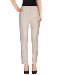 Soho De Luxe Trousers Casual Trousers Women Slate Blue