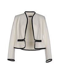 Sinequanone Suits And Jackets Blazers Women White