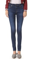 Ag Jeans The Farrah High Rise Skinny Workroom