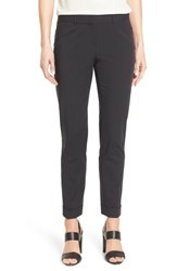 Lafayette 148 New York Women's 'Downtown' Stretch Cotton Blend Cuff Ankle Pants
