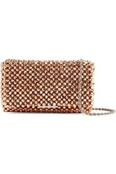 Loeffler Randall Mimi Beaded Satin Shoulder Bag Pink