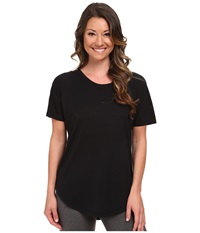 Final Rep S S Lucy Black Women's Short Sleeve Pullover