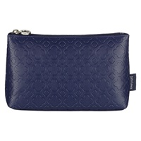 John Lewis Medieval Jewels Basic Pouch Navy