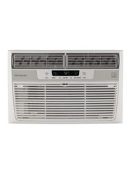 Frigidaire 6000 Btu 115V Window Mounted Compact Air Conditioner And Full Function Remote Control White
