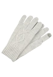Gap Cable Gloves Light Grey