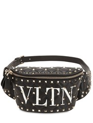Valentino Garavani Spike Vltn Belt Pack Black