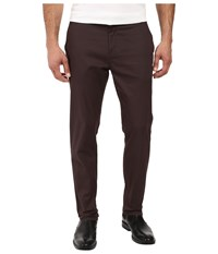 Perry Ellis Slim Fit Bedford Cord Pants Phantom Men's Casual Pants Gray