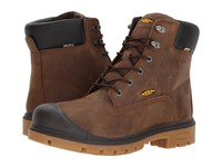 Keen Utility Baltimore 6 Wp Soft Toe Brown Work Boots