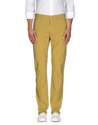 The Red Code Authority Trousers Casual Trousers Men Yellow