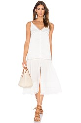 Candc California Vanessa Dress White