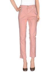 Roy Rogers Roy Roger's Trousers Casual Trousers Women Pink