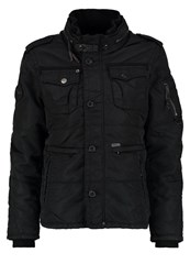 Khujo Rexo Light Jacket Black