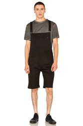 Publish Aaden Overalls Black