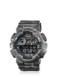 G Shock Absolute Grey Camouflage Digital Watch