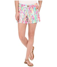 Lilly Pulitzer Callahan Shorts Multi Dripping In Jewels Women's Shorts