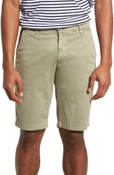 Ag Jeans 'Griffin' Chino Shorts Sulfur Dry Cypress