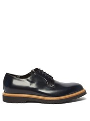 Paul Smith Edward Leather Derby Shoes Black